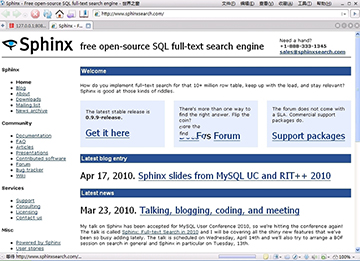 Sphinx全文检索引擎 for Linux v3.3.1